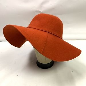 Gap 100% Wool Floppy Hat  Color Fall Size M/L